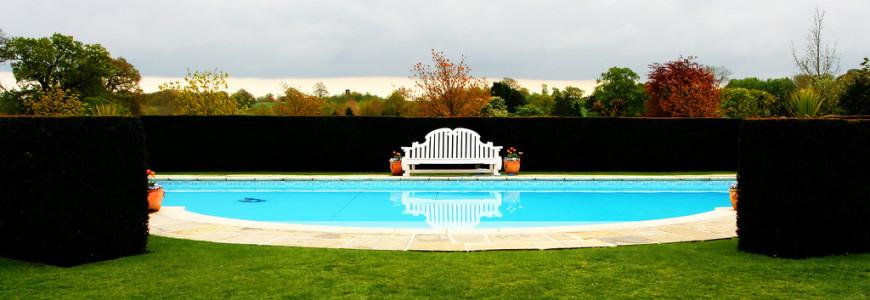 piscine enfouie