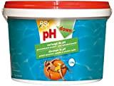 BSI pH Down pour Diminuer pH de piscine 2,5 L