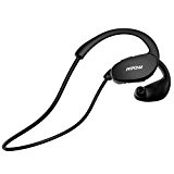 Mpow Écouteurs Bluetooth Sans fil, Écouteurs intra-auriculaire Sport, Oreillette Audio Sport, Casque Stéréo Running,Headphones Bluetooth, Casque Anti Bruit / Résistant ...