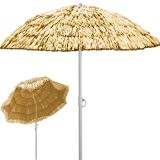 Parasol Hawaii - Ø 160 cm - Naturel