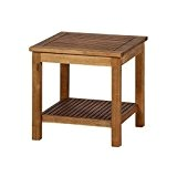 Siena Garden Table d'Appoint Astoria 45 x 45 x 45,5 cm