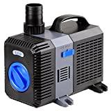 SunSun CTP-2800 SuperECO Pompe de bassin jusqu'à 3000l/h 10W