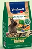Vitakraft Emotion pure nature Herbal pour lapins nains 600 gr